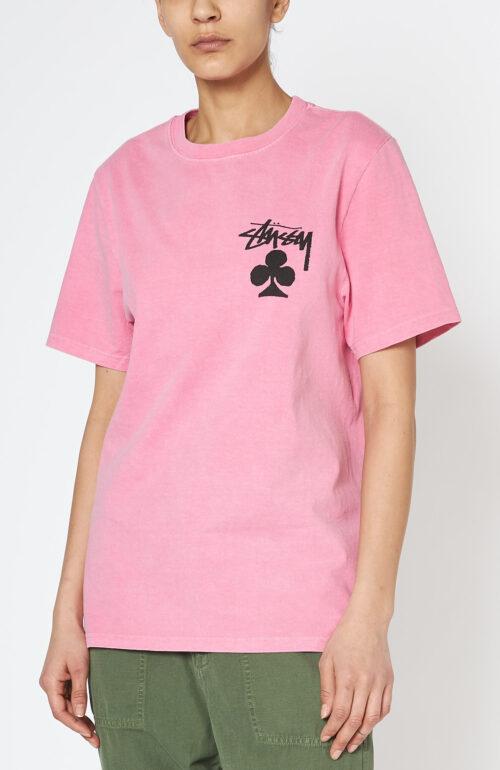 """Pink-farbenes T-Shirt """"Club"""""""
