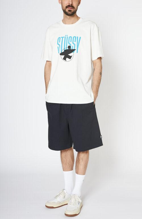 "Weißes T-Shirt ""Stussy Surfman"""