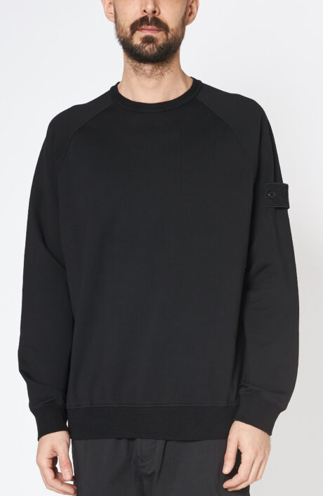 """Schwarzer Sweater """"659f3"""" aus der Ghost Reihe"""