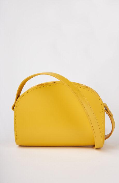 """Gelbe Tasche """"Demi-Lune Mini"""""""