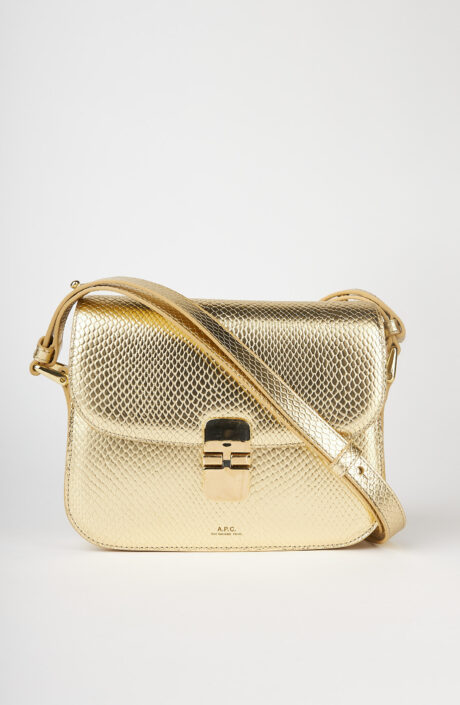 """Goldfarbene Tasche """"Grace klein"""""""