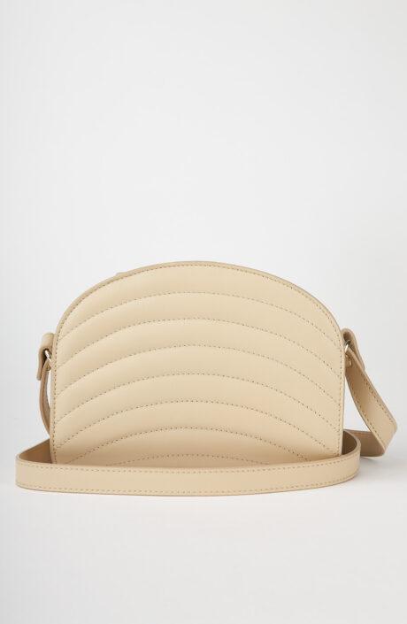 """Tasche """"Demi-Lune Mini"""" in beige"""