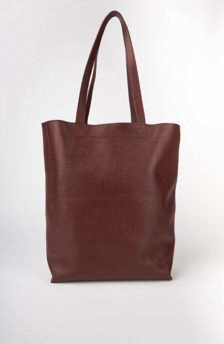 "Shopping Bag ""Maiko"" in weinrot"