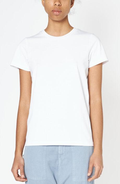 """Weißes T-Shirt """"Poppy"""""""