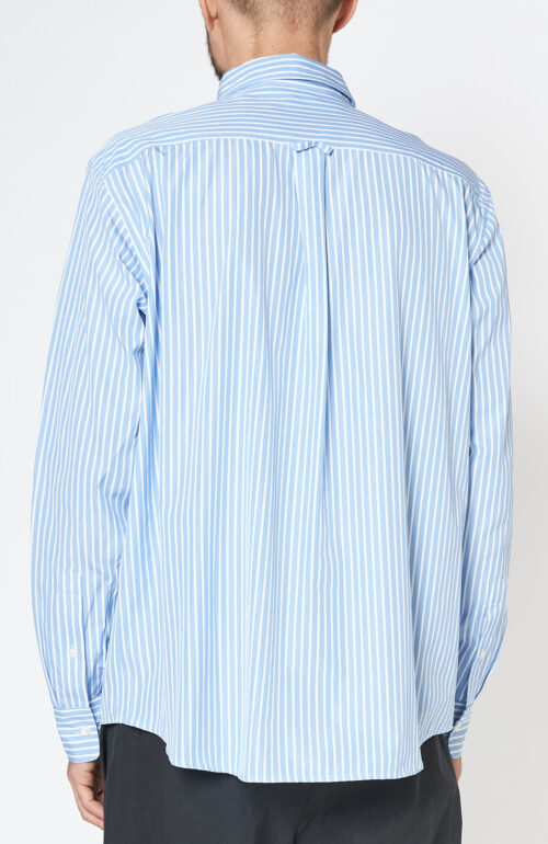 "Blaugestreiftes Button-Down-Hemd ""Seaton"""