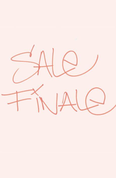 Sale Finale