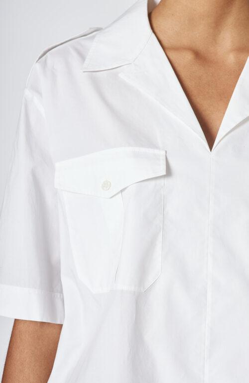"""Weiße Bluse """"Stine"""""""