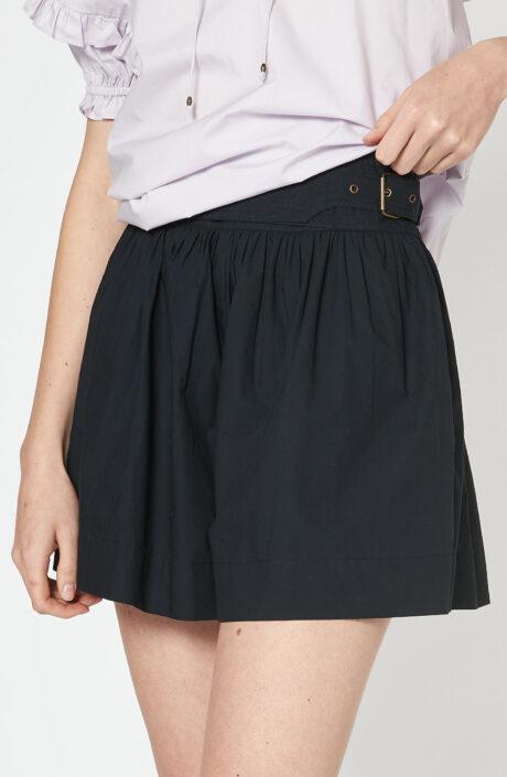 "Schwarze Shorts ""Adeline"""