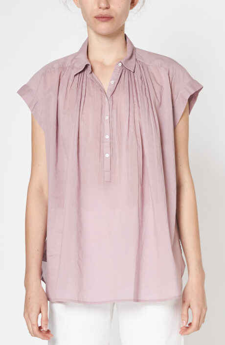"""Bluse """"Normandy"""" in lila"""