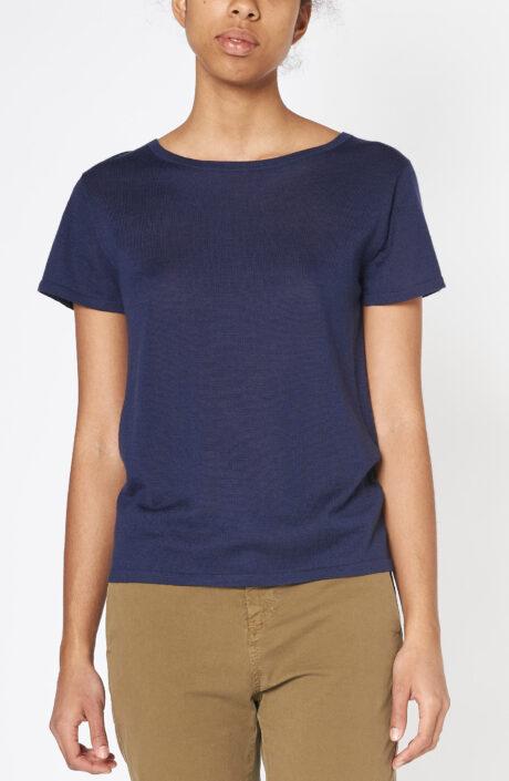 "Dunkelblaues T-Shirt ""Tarik"""