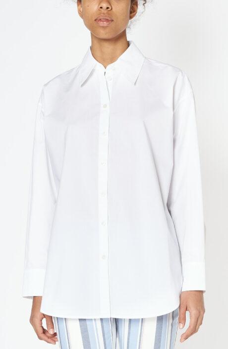 """Weiße Bluse """"Stella"""""""