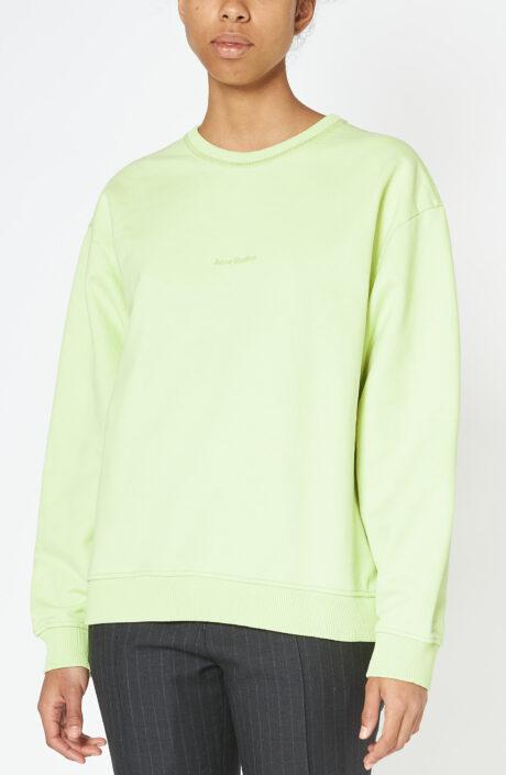 """Limettengrüner Sweater """"Fierre"""""""