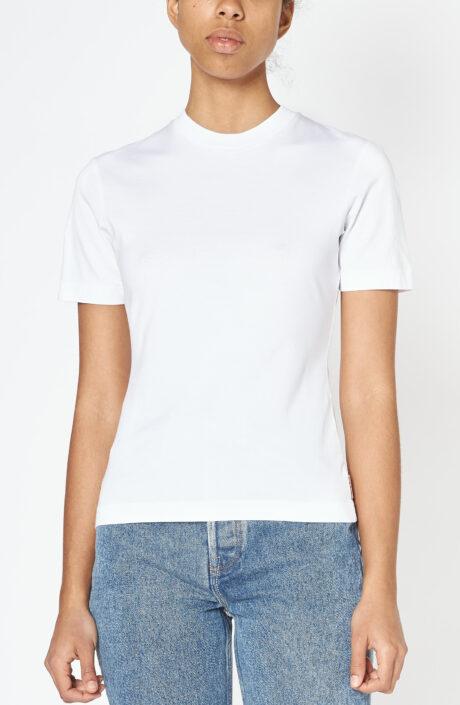 """Weißes T-Shirt """"Ebilly"""""""