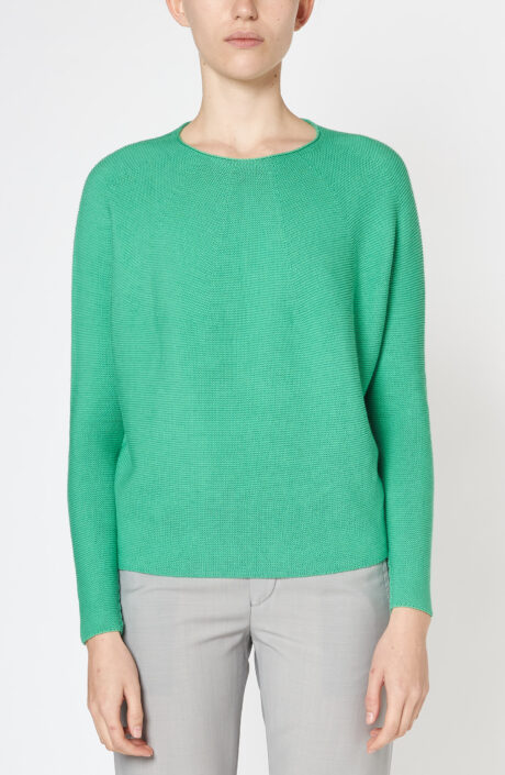 "Grüne Pullover ""Kami"""