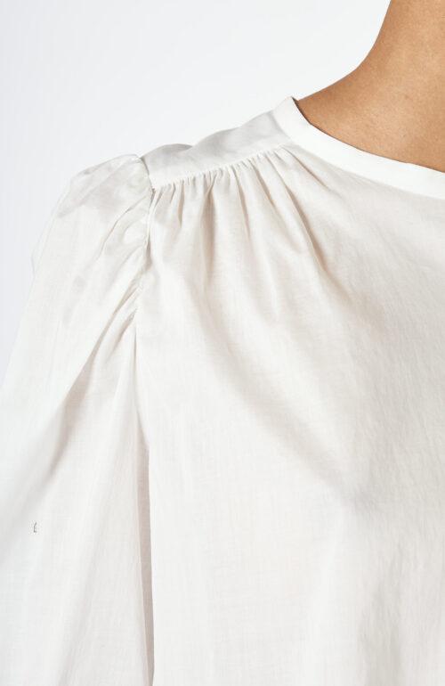 "Bluse ""Parc d'Ueno"" in weiß"