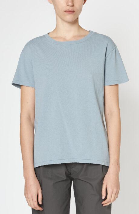 "Taubenblaues ""Brady"" T-Shirt"