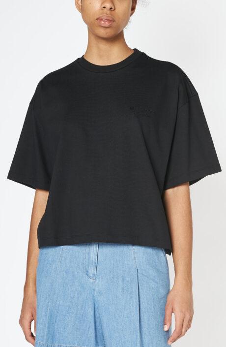 """Schwarzes T-Shirt """"Ariam"""""""