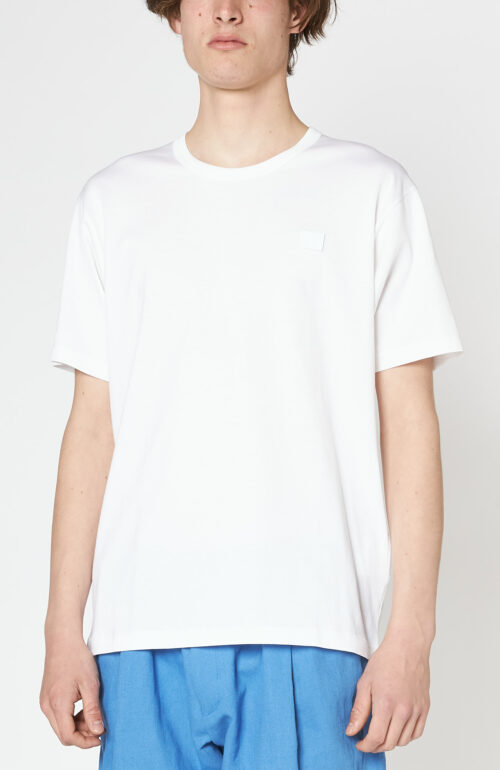 """Weißes T-Shirt """"Nash Face"""""""