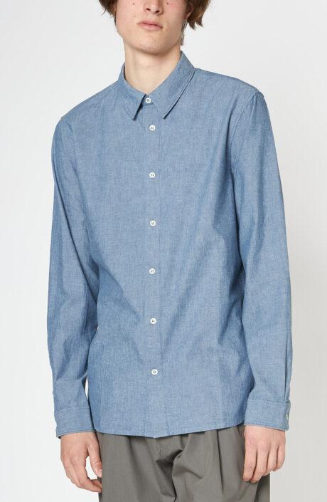 """Blaues Hemd """"Hector"""""""