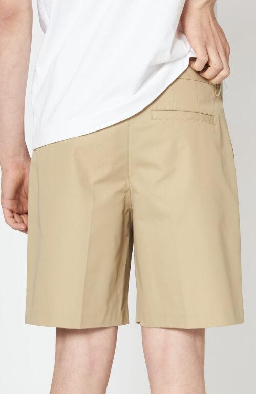 "Beigefarbene Shorts ""Terry"""