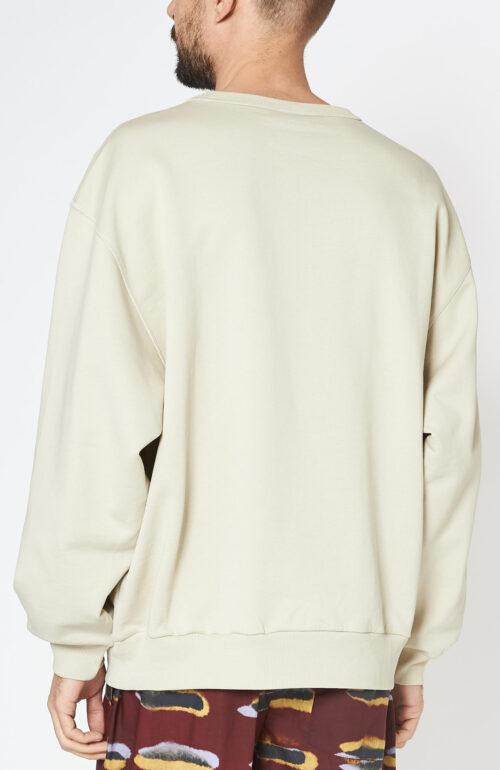 "Sweater ""Haxti"" in Off-White"