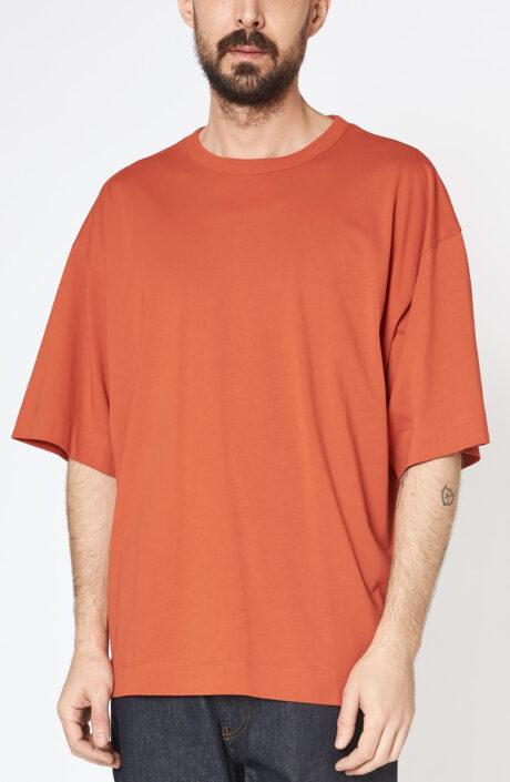 "Orangefarbenes T-Shirt ""Heky"""