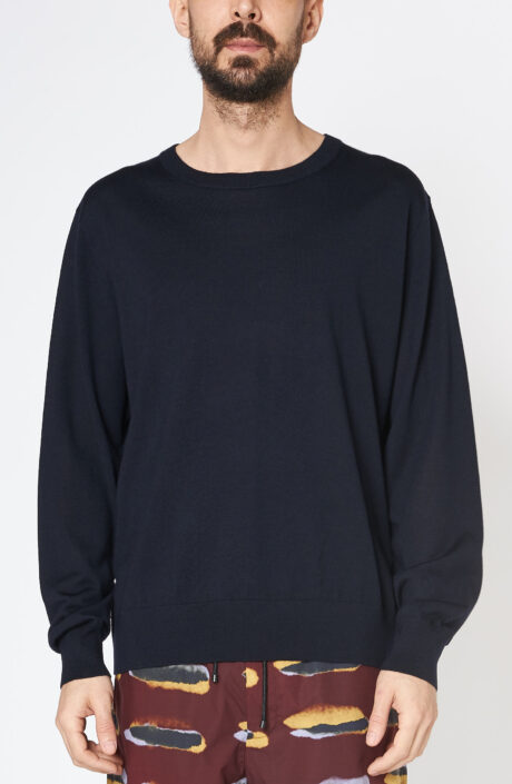 "Sweater ""Nerio"" in Navy"