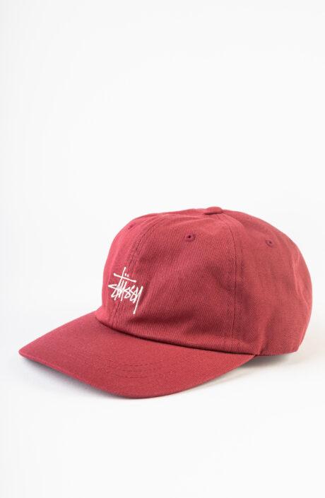 "Dunkelrote ""Stock Low Pro"" Baseball Cap"