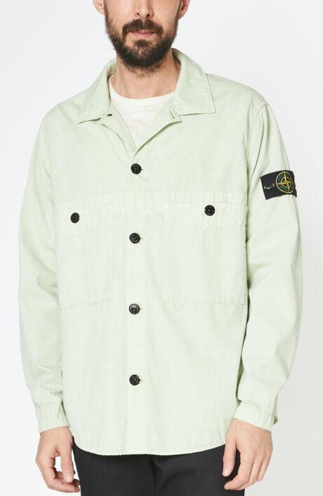 "Mintgrünes Overshirt ""110wn"""