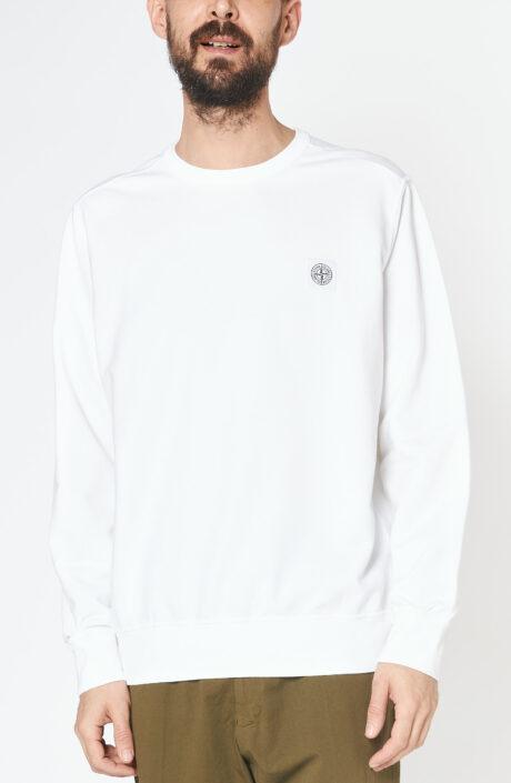 """Weißer Sweater """"65037"""""""
