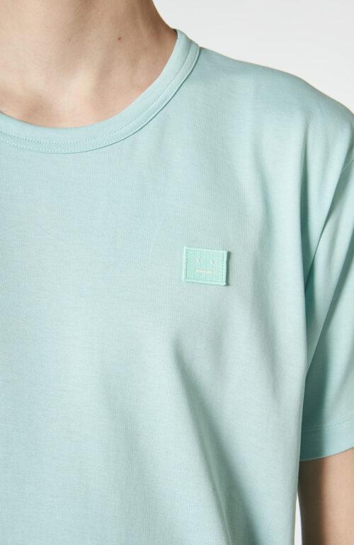 "Hellblaues T-Shirt ""Nash Face"""
