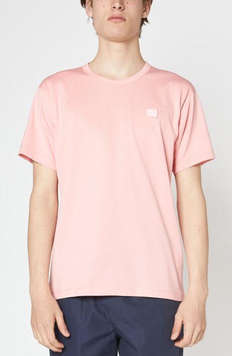 """Rosafarbenes T-Shirt """"Nash Face"""""""