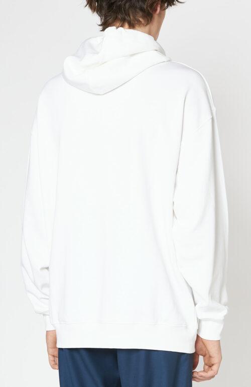 """Weißer Sweater """"Farrin Face"""""""