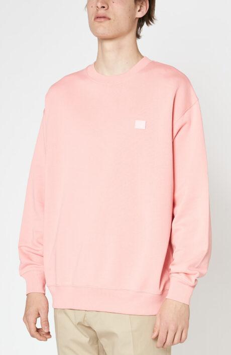 "Rosafarbener Sweater ""Forba Face"""
