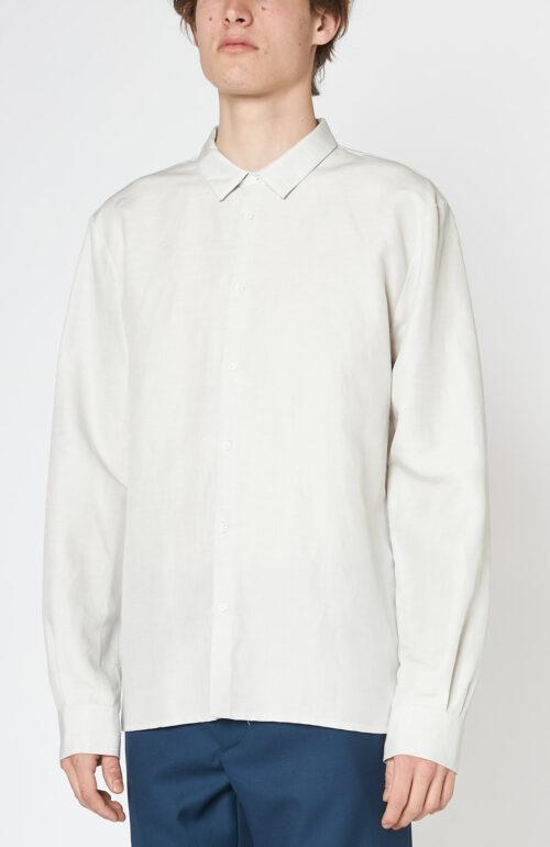 "Marmorweißes Hemd ""Activity"""