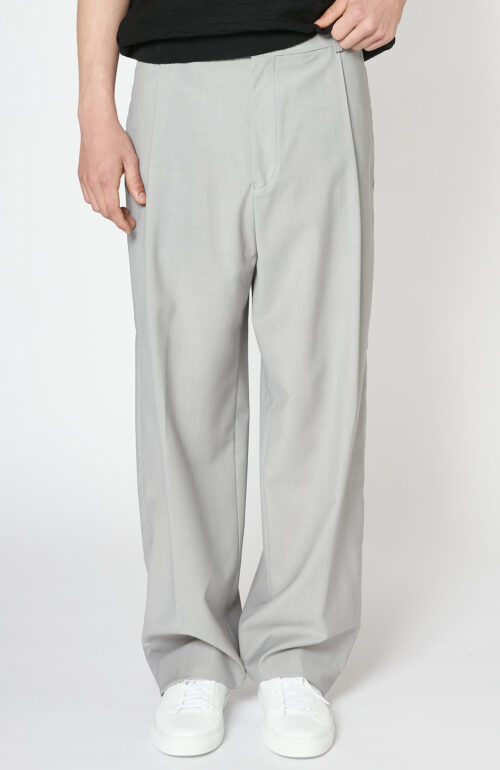 Hosen Flix Grey