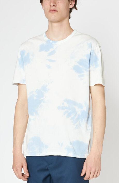 T-Shirt Tee cotton pale blue