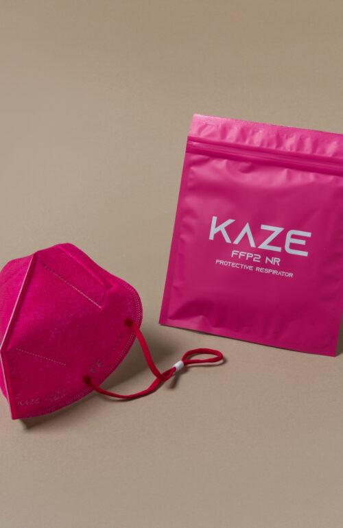 Kaze Maske pink ffp2