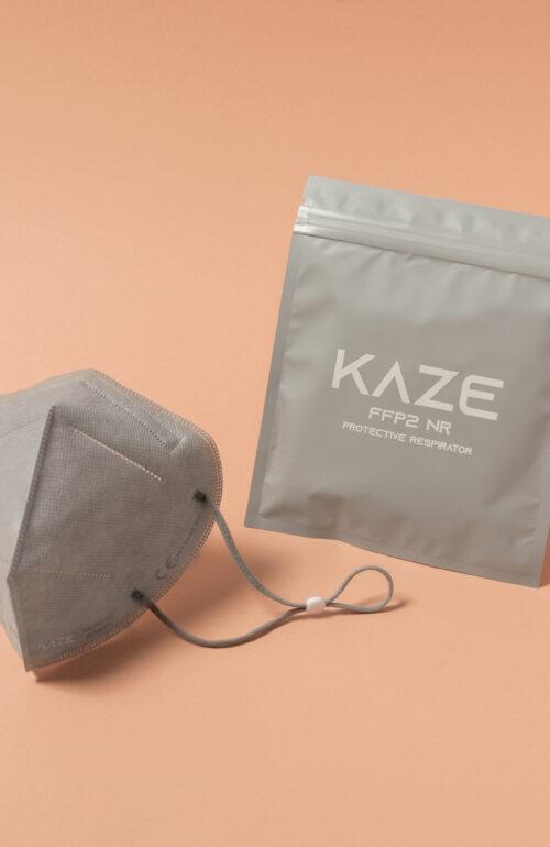 Kaze Maske Character grau