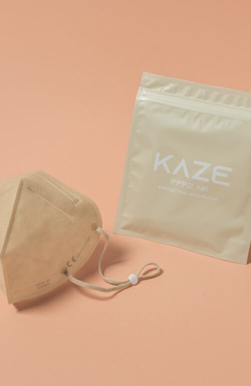 Kaze Maske Character beige