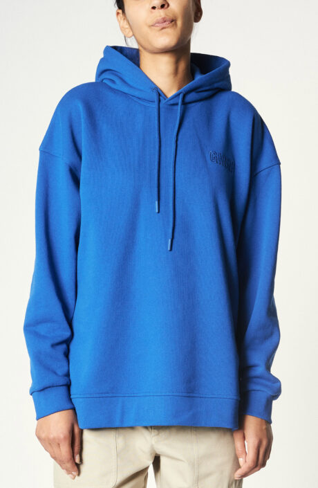 "Kapuzensweater ""Isoli"" in royalblau"