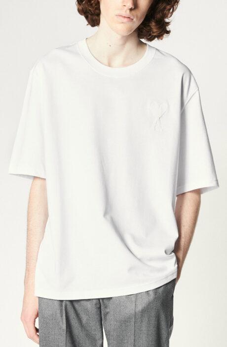 "Weißes T-Shirt ""Ami de Coeur"""