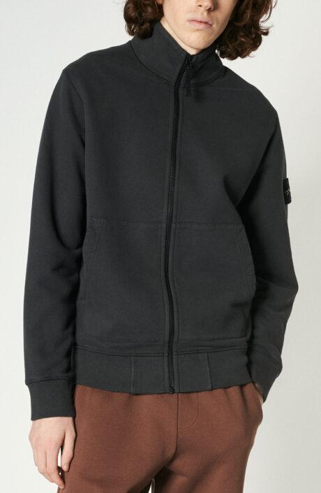 """Sweaterjacke """"66120"""" in anthrazit"""