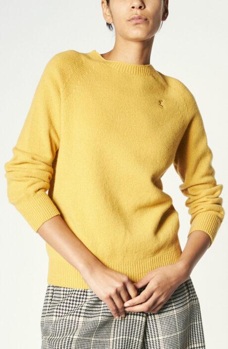 """Pullover """"Carmel"""" in Honiggelb"""