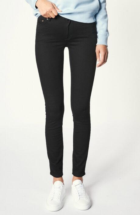 """Schwarze Skinny Jeans """"Climb"""""""