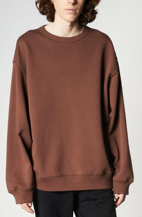 "Brauner Oversize-Sweater ""Hax"""