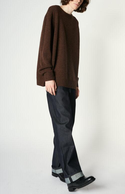 "Dunkelblaue Jeans ""Pine"""