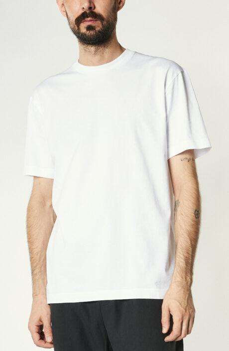 Weißes T-Shirt aus Baumwolle