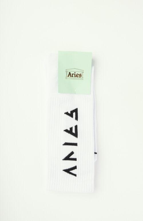 Socken Rune white