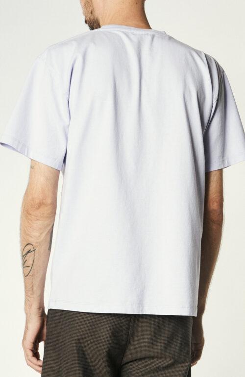 "Fliederfarbenes T-Shirt ""No Problemo"""